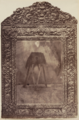 Charles Thurston Thompson, Mirror from the King's Bedroom, Knole House, Kent, 1853, Albumen silver print, 22.9 x 16.2 cm, MoMA, 196.2014.png