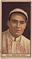 Charlie Hall, Boston Red Sox, baseball card portrait LCCN2008678015.jpg