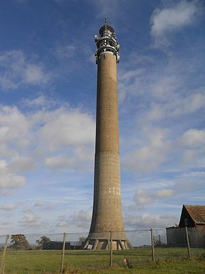 Charwelton BT Tower - Image: Charwelton Telecommunications Tower geograph 2669325 by Ian Rob
