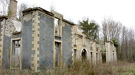 Ruins of the Chateau of Malle