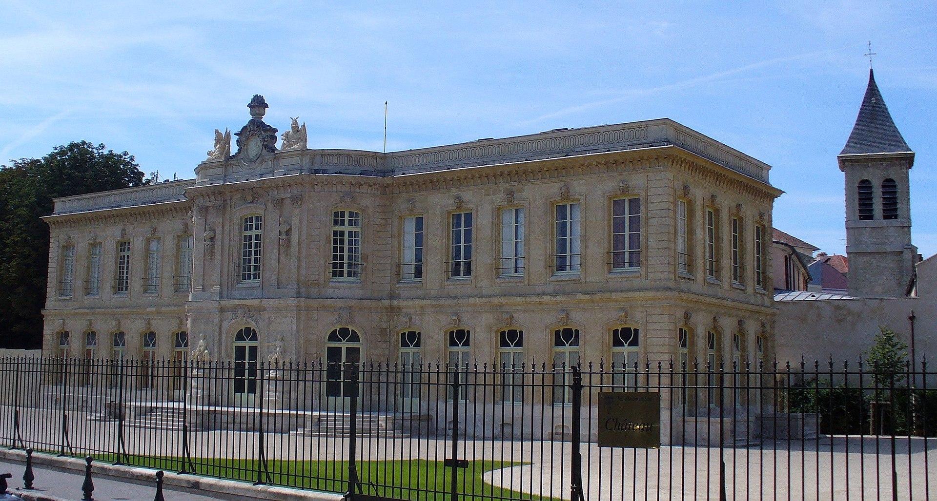 Ch teau d 39 asni res wikip dia - Rue du chateau asnieres sur seine ...