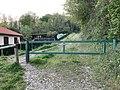Chemin de la Barre (Beynost) accès au sommet du Chemin de Trivoly.jpg