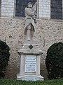 Cherisy , Le monument aux morts - panoramio.jpg
