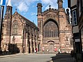 Chester Cathedral from Northgate Street (9).JPG