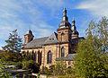 Chevet de l'abbatiale Saint-Nabor de Saint-Avold.jpg