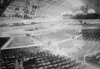Chicago Coliseum - The third Chicago Coliseum during the 1904 RNC