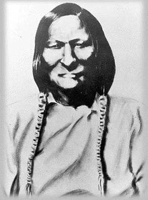 Black Kettle - Image: Chief Black Kettle