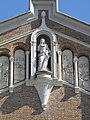 Chiesa di Santa Maria Assunta, facciata, dettaglio (Campodarsego) 01.jpg