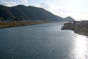 千種川 2006年1月22日撮影