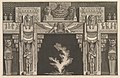 Chimneypiece in the Egyptian style, from Diverse Maniere d'adornare i cammini (...) (Different Ways of ornamenting chimneypieces and all other parts of houses) MET DP828170.jpg