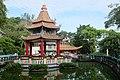 Chinese pavilion, Haw Par Villa (14793594702).jpg