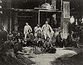 Chinesischer Photograph um 1875 - Westliche Kaufleute in einer Rotangpalmen Fabrik (Zeno Fotografie).jpg