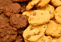 Chocolate chip cokies for Mother's Day 2009.jpg