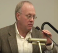 Chris Hedges at Church of All Souls in New York City February 7, 2012 (14).png