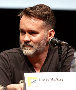 Chris McKay - Chris McKay at San Diego Comic-Con International, 2013