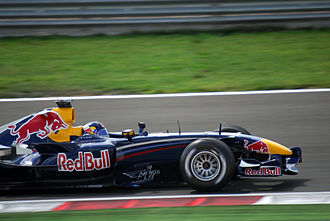 Christian Klien - Klien driving for RBR at the 2006 Turkish Grand Prix