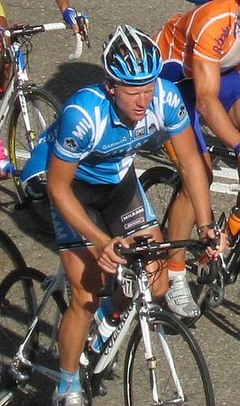 Christian Kux in de Vuelta van 2008