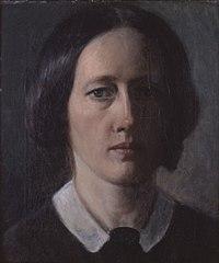 Christiane Schreiber - Kvinneportrett (selvportrett) - Stavanger kunstmuseum - Inventarnr. SG.0031.jpg