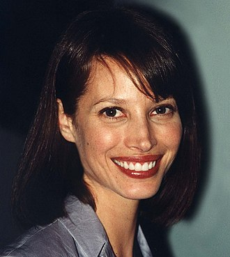 Christy Turlington - Turlington in 2000
