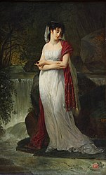 Antoine-Jean Gros: Christine Boyer