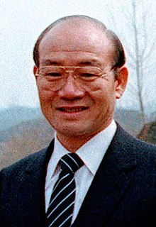 Chun Doo-hwan Korean army general and President from 1980 to 1988