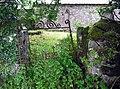 Church gate, Morfil - geograph.org.uk - 1422302.jpg
