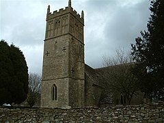 Church of S. Mary the Virgin, West Kington - geograph.org.uk - 123847.jpg