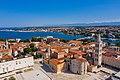 Church of St. Donatus at the Roman Forum in Zadar, Croatia (48607672141).jpg