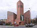 Church of Virgin Mary, the Mother of the Church in Warsaw - 01.jpg
