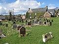 Churchyard, Grosmont - geograph.org.uk - 1191777.jpg