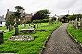 Churchyard, Llangennith - geograph.org.uk - 1490346.jpg