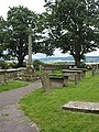 Churchyard, St. Michael and All Angels, Brampton Abbotts - geograph.org.uk - 542763.jpg