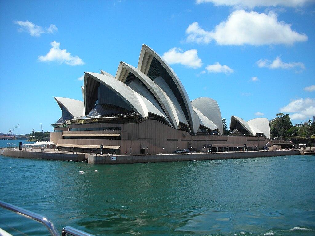 Circular Quay, Sydneyoperahhouse