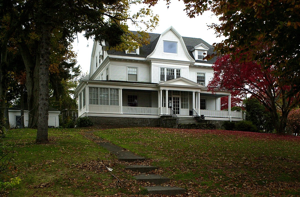 Clarence Burgin House Wikipedia