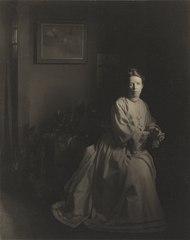 Mrs. White - In the Studio