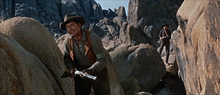 Claude Akins and Randolph Scott in Comanche Station.png