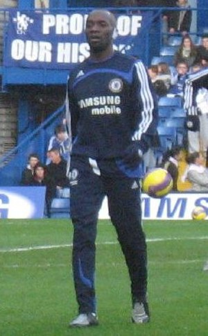 Claude Makélélé - Makélelé in 2008.