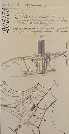 Historia y evolución en estructuras de aeronaves timeline