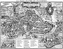 plan k Clermont-Ferrand