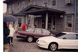 Clifton Forge station - Image: Clifton Forge Railway Station