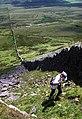 Climbing Gragareth - geograph.org.uk - 958308.jpg