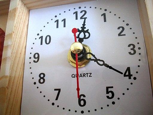 Clock lock