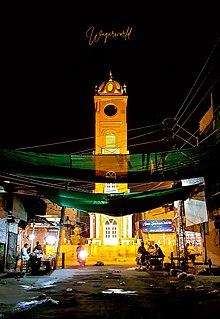 Samundri Pakistani city