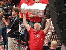 b83edb495 Quenneville with the Stanley Cup in 2015.