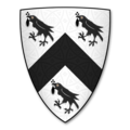 Coat of Arms of LLYWARCH ap BRAN, of Anglesey.png