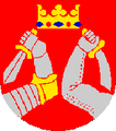 Coat of arms of North Karelia in Finland.png