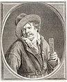 Collection de cent-vingt estampes, gravée d'après les tableaux and dessins qui composoient le cabinet de m. Poullain précédée d'un abrégé historique de la vie des auteurs qui la composent Cette suite (14755748756).jpg