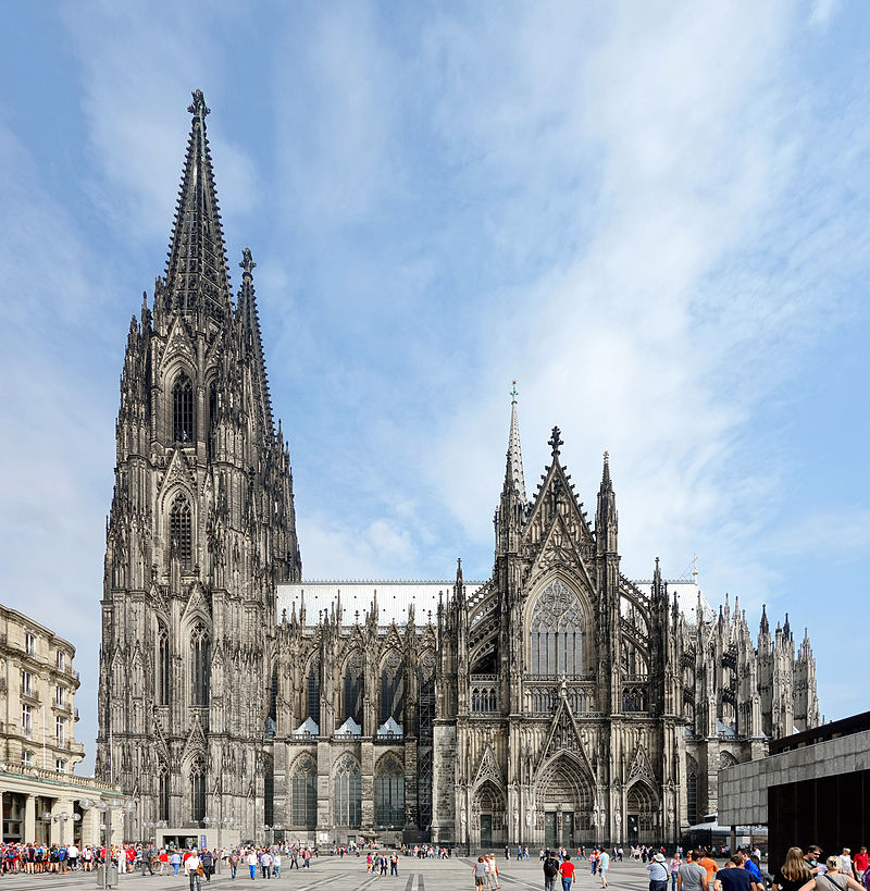 Cologne cathedrale vue sud.jpg