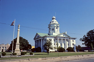 Colquitt County Courthouse - Colquitt County Courthouse