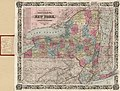 Colton's railroad & township map of the state of New York - with parts of the adjoining states & Canada LOC 2012593316.jpg